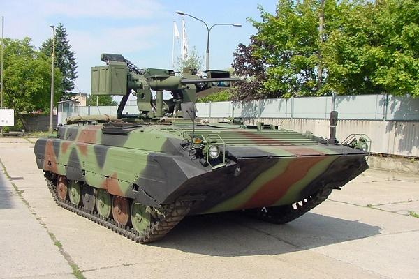BWP-1M Puma RCWS Elbit