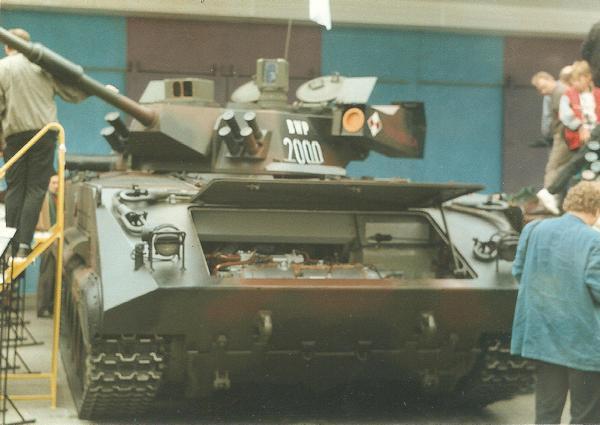 BWP 2000 3