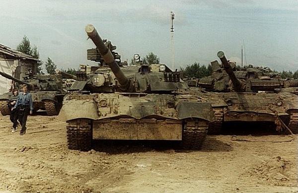 Czołgi T-80