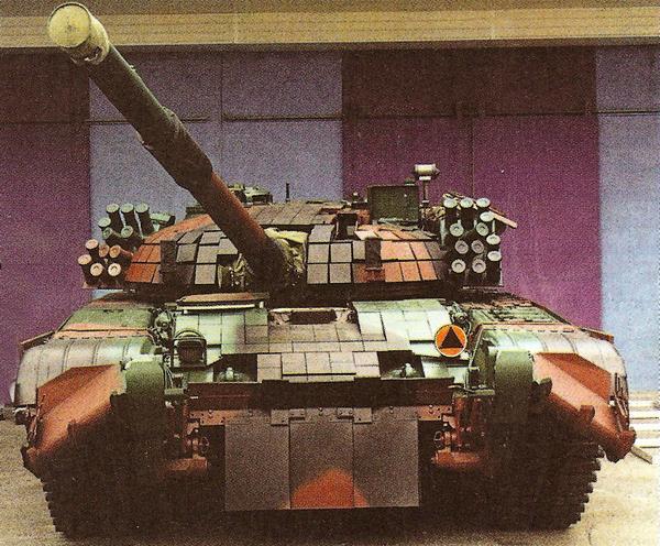 PT-91 Twardy 1996