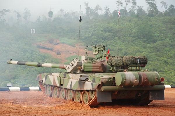 PT-91M Pendekar 1