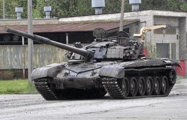 Prototyp PT-91 Wilk
