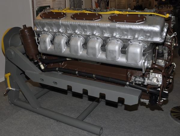 Silnik S-1000