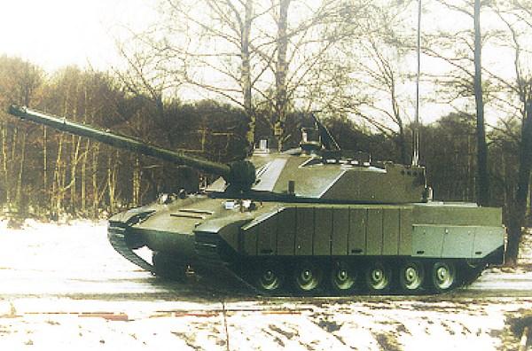 Czołg Goryl-Anders 1