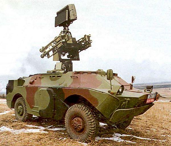 Żbik-P 1