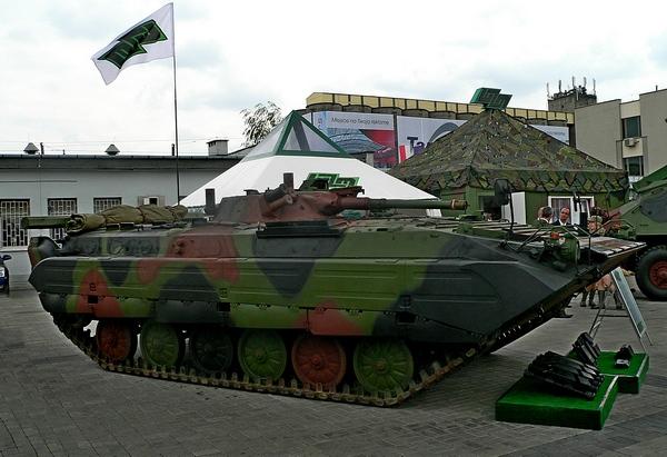 BWP-1M Puma 2