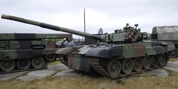 Struktura organizacyjna polskiej brygady pancernej (2017) – wariant