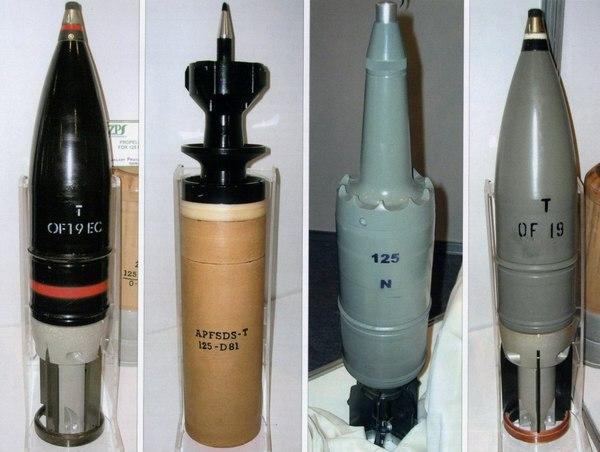Amunicja 2A46 T-72 2