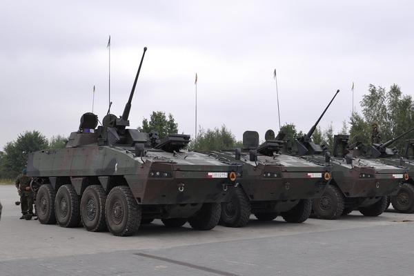 Rosomak Hitfist-30P
