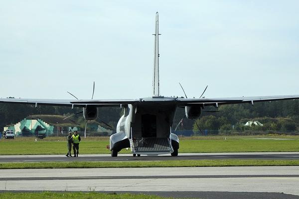 CASA C-295M 1