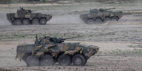 Modernizacja KTO Rosomak zwiększająca możliwości bojowe pojazdu (Rosomak 2)