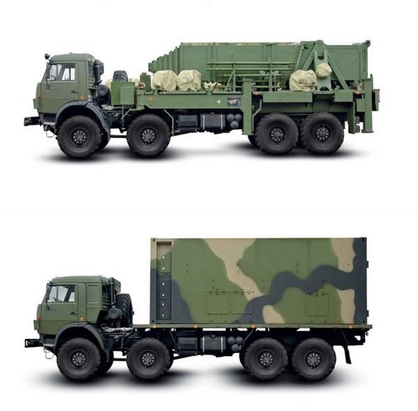 System walki elektronicznej Murmańsk-BN
