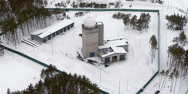 Posterunki radiolokacyjne dalekiego zasięgu na północno-wschodniej flance NATO