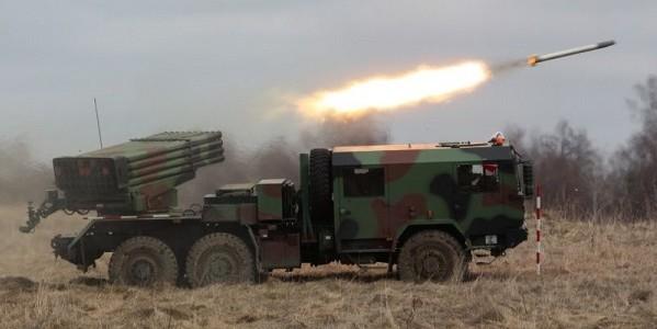Polski projekt modernizacji artyleryjskich wyrzutni rakietowych RM-70/85 z Huty Stalowa Wola