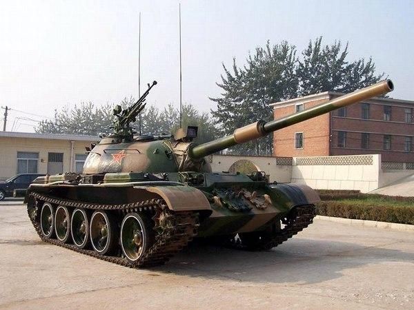 Type 59 Mod