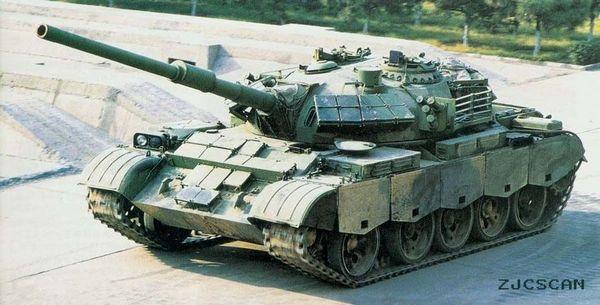 Type 59 - ZTZ-59D1