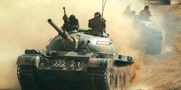 Chińskie czołgi podstawowe – ewolucja (I)