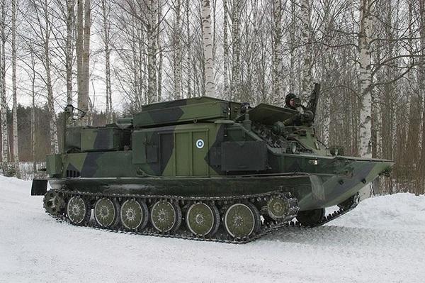 BTR-50 Yvi-1