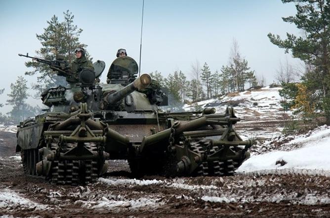 T-55 - Finlandia