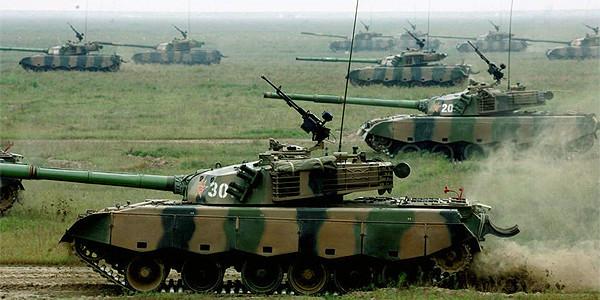 Chińskie czołgi podstawowe – ewolucja (IV)