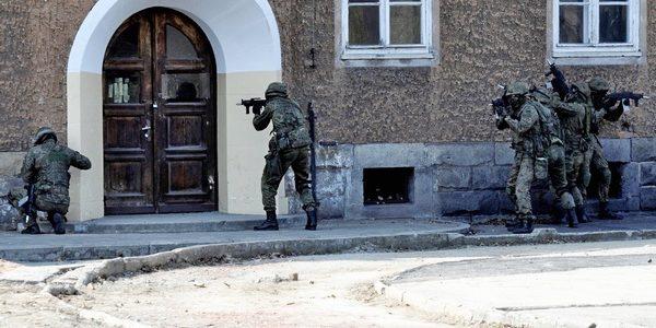 Drużyna piechoty Obrony Terytorialnej – koncepcja wyposażenia