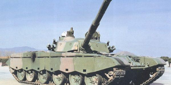 Chińskie czołgi podstawowe – ewolucja (V)