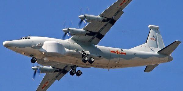 """""""Elektroniczne"""" wersje specjalistyczne chińskiego samolotu transportowego Y-8"""