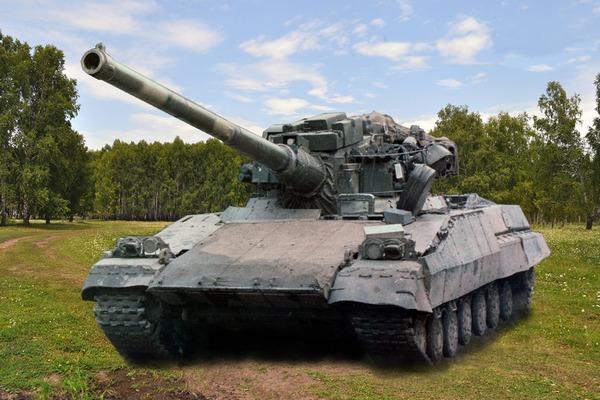Czołg Obiekt 477A Mołot