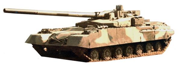 Czołg Obiekt 490A Buntar_2