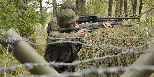 Brygada Obrony Terytorialnej w obronie w terenie górzystym
