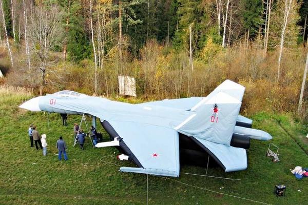 Makieta_Su-27