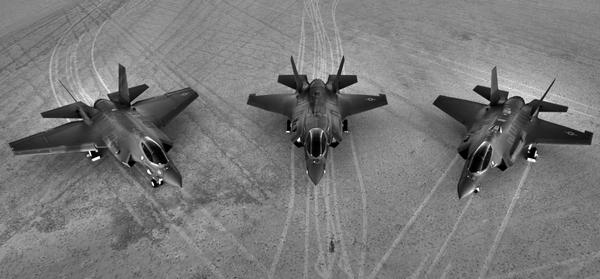 Najnowsze plany Lockheed Martin dotyczące produkcji i rozwoju wielozadaniowego samolotu bojowego F-35 Lightning II