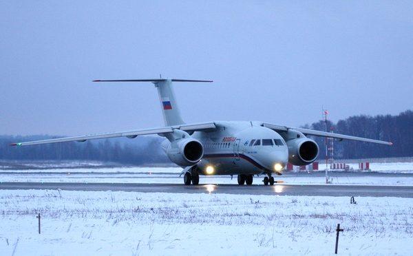 Rejestr rosyjskich samolotów wojskowych – An-148