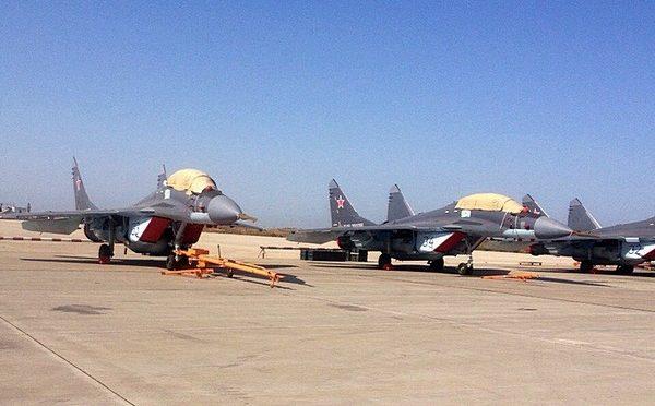 Rejestr rosyjskich samolotów wojskowych – MiG-29K/R i MIG-29KUB/R