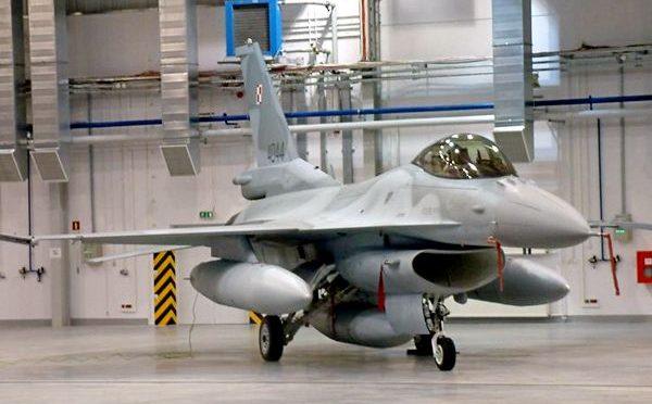 Uzbrojenie, wyposażenie i struktury organizacyjne Wojska Polskiego – eskadra lotnictwa taktycznego
