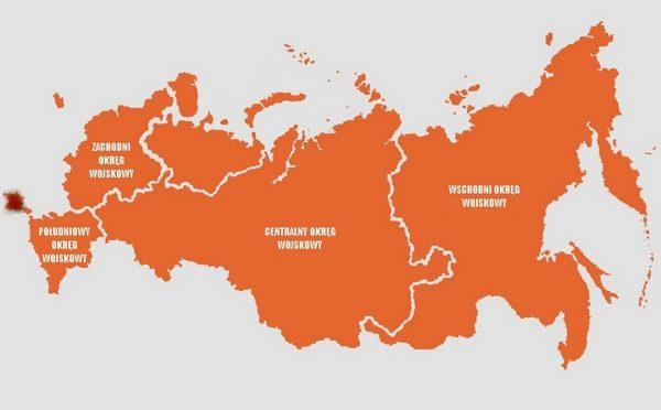 Siły zbrojne Rosji – jednostki specjalnego przeznaczenia Wojsk Lądowych