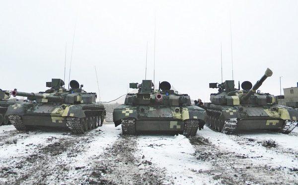 Ukraiński eksport uzbrojenia konwencjonalnego w 2016 r.