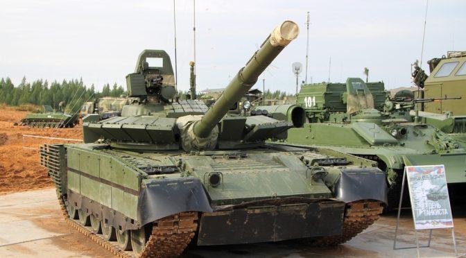Najnowsze rosyjskie czołgi: T-72B3, T-90M i T-80BWM