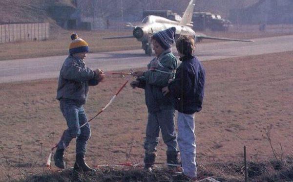 Radziecka 16. Armia Lotnicza w NRD