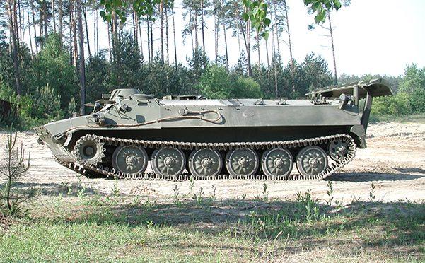 Produkcja uzbrojenia w PRL