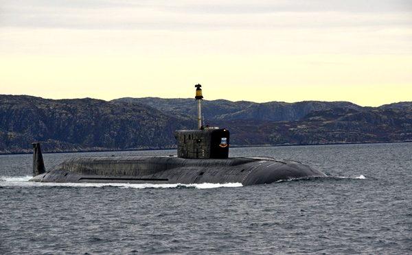 Siły zbrojne Rosji – strategiczne siły jądrowe bazowania morskiego