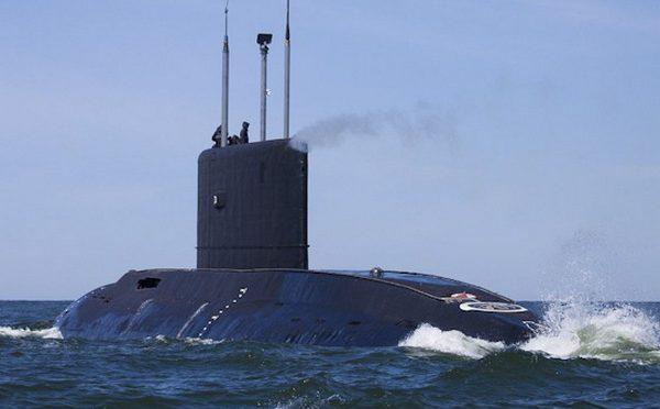 Siły zbrojne Rosji – siły podwodne rosyjskiej marynarki wojennej