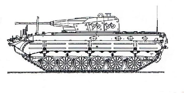 BWP-1M Puma E8