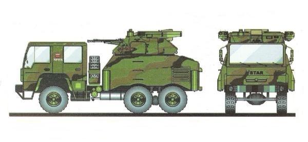 Kontener przeciwlotniczy Grom 2