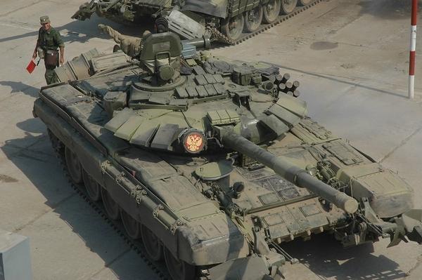 T-72B M1989