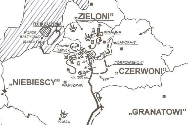 Gra obronna Obrona Polski 1999