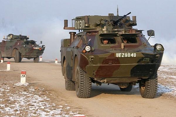 BRDM-2 M97