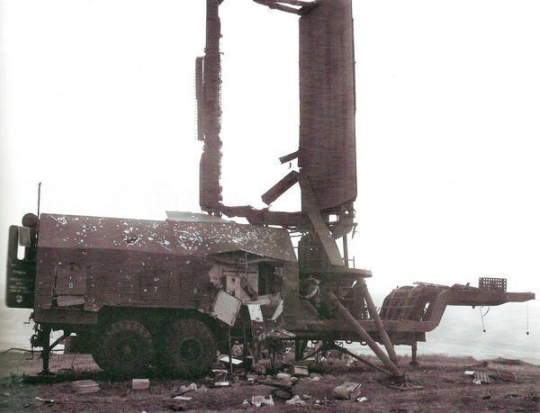 Gruziński radar. Wojna w Gruzji 2008_1
