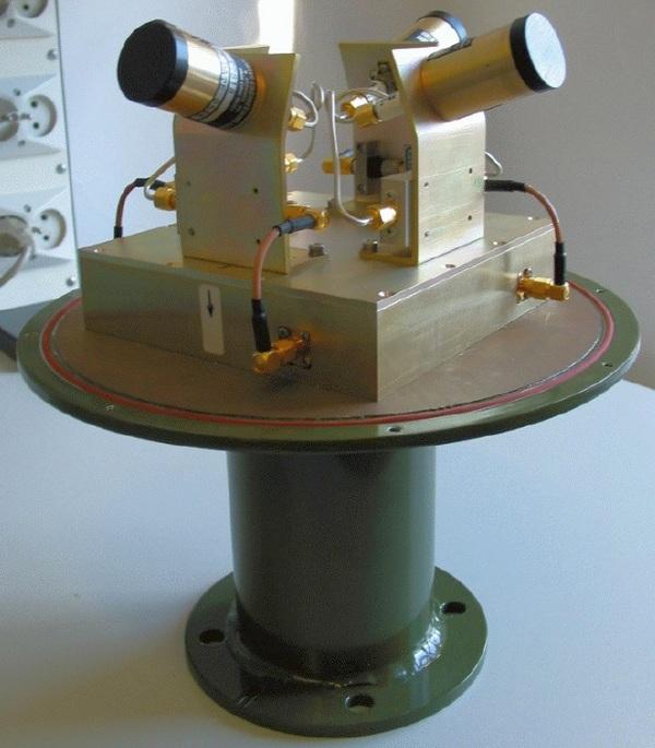 System ostrzegania o opromieniowaniu - PIT - radar pola walki
