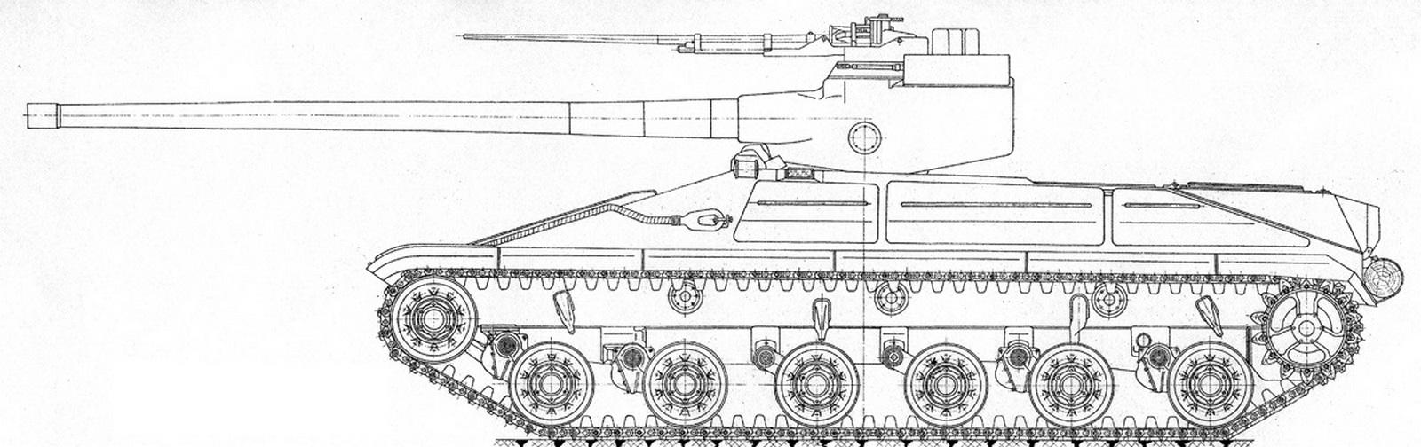 Czołg Obiekt 450